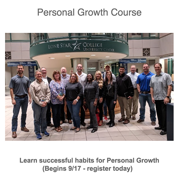 1BestConsult Personal Growth - VEL Institute Course - 8242018